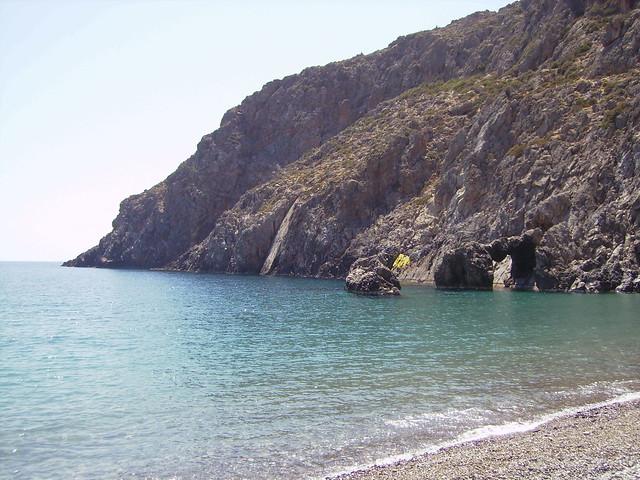 Agiofaraggo Beach, Heraklion