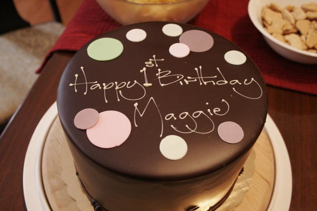 Happy birthday, Maggie! | Flickr - Photo Sharing!