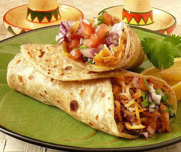 Chicken burrito for About mexican cuisine