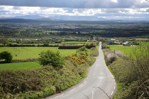 road ireland landscape countryside roadtrip hills 170550mm