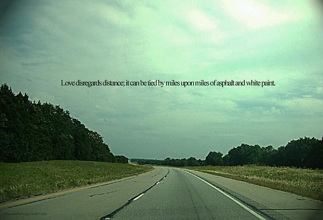 love disregards distance flickr photo sharing