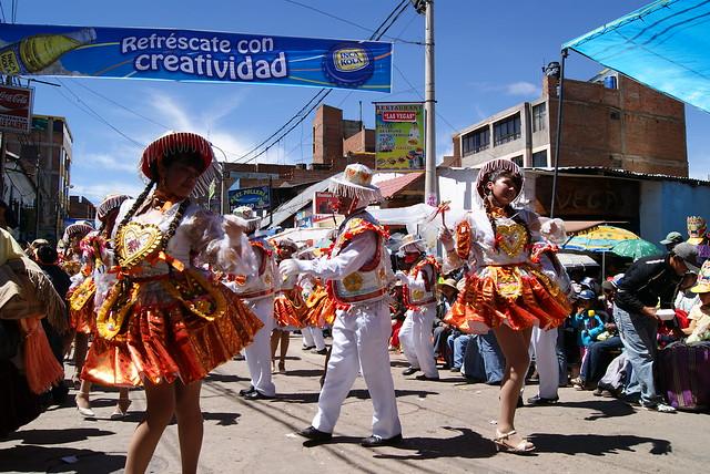 Danza Carnaval de Arapa - Puno - Reseña Histórica ...
