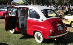 bmw 600(0.0), zastava 750(0.0), automobile(1.0), vehicle(1.0), fiat 600(1.0), city car(1.0), compact car(1.0), antique car(1.0), vintage car(1.0), land vehicle(1.0), motor vehicle(1.0),