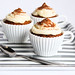Milo Cupcakes with Condensed Milk Icing