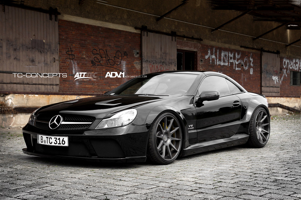 Mercedes benz black series stancenation form function for B series mercedes benz