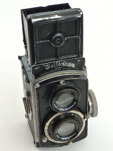 Rolleiflex 4x4 by pho-Tony