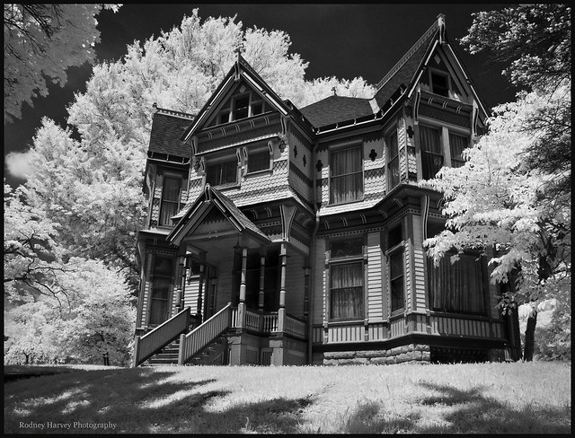 Stark Mansion, Fujifilm IS-1