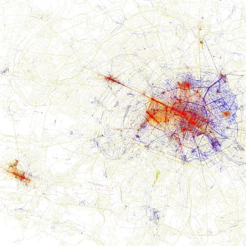 Locals and Tourists #4 (GTWA #3): Paris