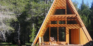 A-Frame Cabin - Far Meadow, California