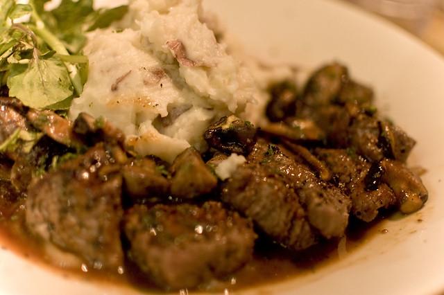 Steak Diane | Flickr - Photo Sharing!