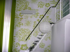 window treatment, textile, wall, room, curtain, green, window covering, interior design, wallpaper,