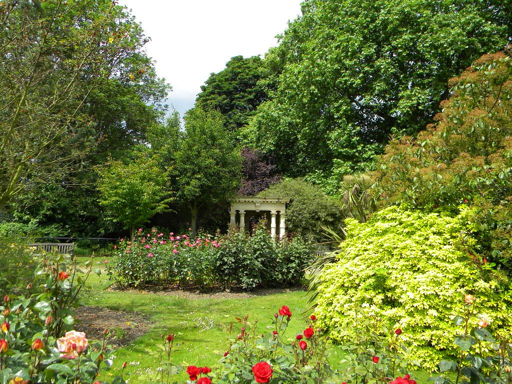 The Walled Garden at Sunbury