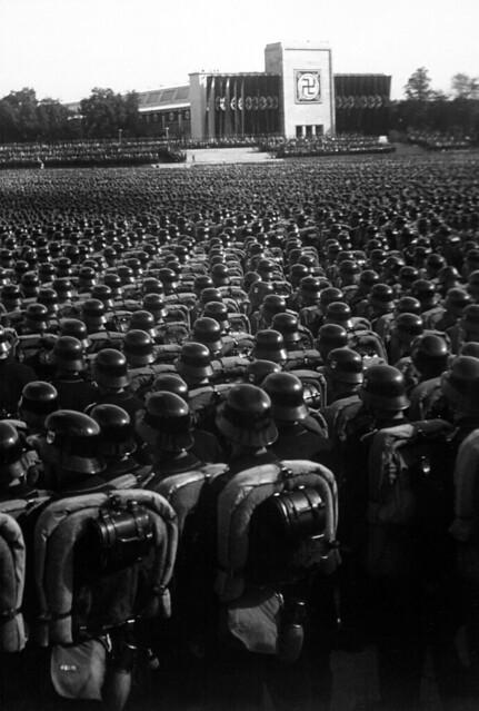 Nuremberg Pomp, 1935