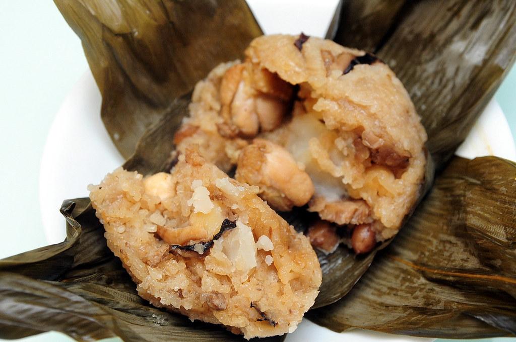 全家便利商店-鮮貝豆沙粽
