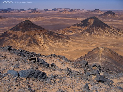 africa travel black hot sahara beautiful rock canon landscape amazing sand ancient desert northafrica ngc egypt middleeast rocky dry international mysterious unusual egipto incredible arid ägypten egitto cones basalt egypte egito vast s500 otherworldly tipped mısır neareast blackdesert 埃及 エジプト 이집트 египет misri मिस्र ‎مصر ©lesyeuxheureux أسودالصحراء ©christophercasilli lpvistas