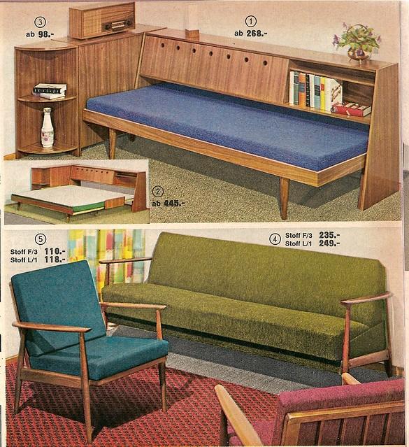 мебель 60-х