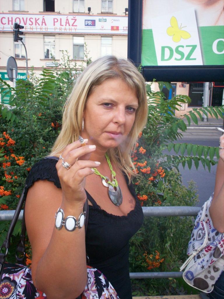 Smoking Edita 1 - A Photo On Flickriver-1731