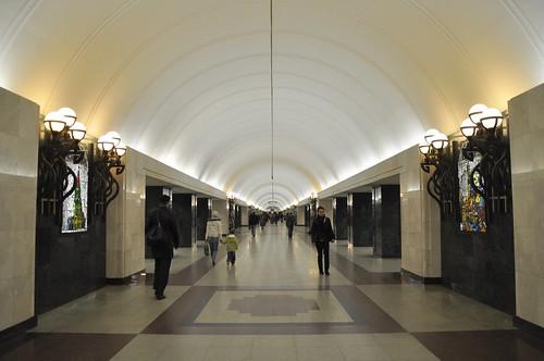 В столице России в наступающем году планируется открытие 16 новых станций