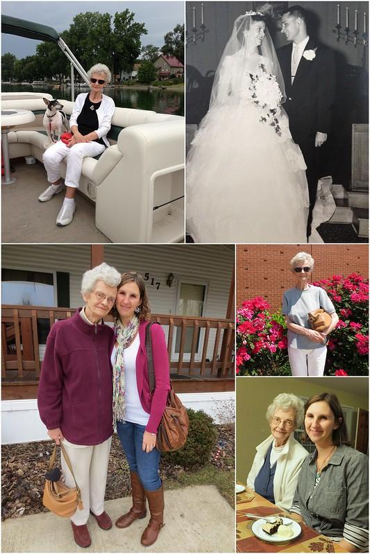 grandma collage