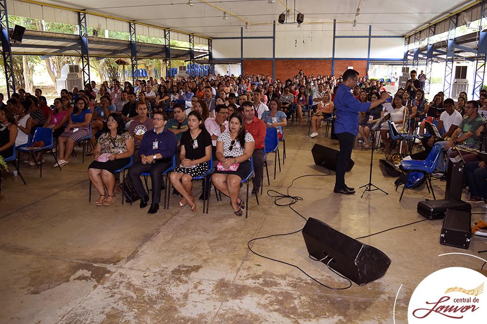 Seminário Regional de Louvor - Piauí 2