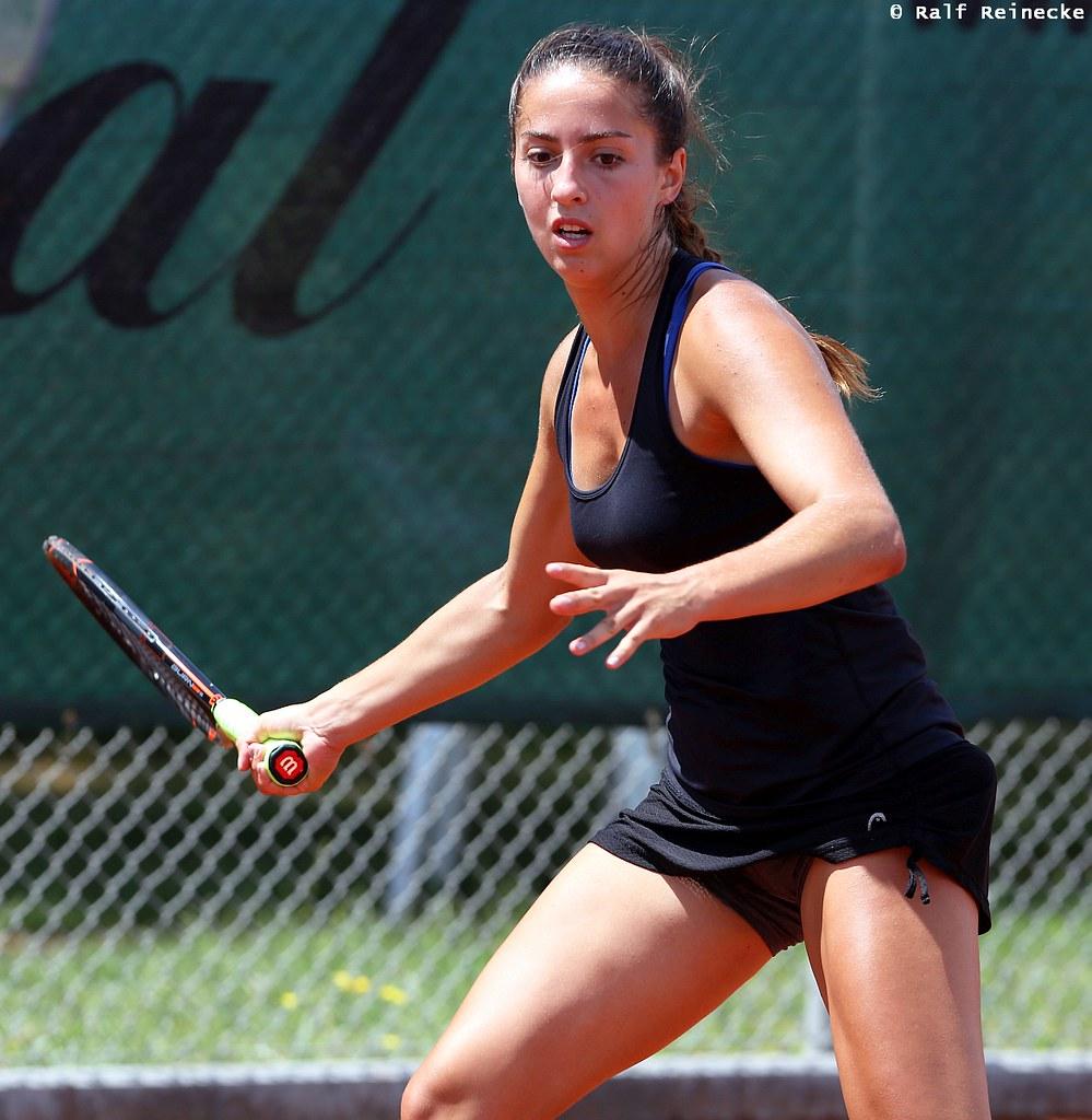 Arina Gabriela Vasilescu - Internationale Württembergische Damen-Tennis-Meisterschaten June 2017 03