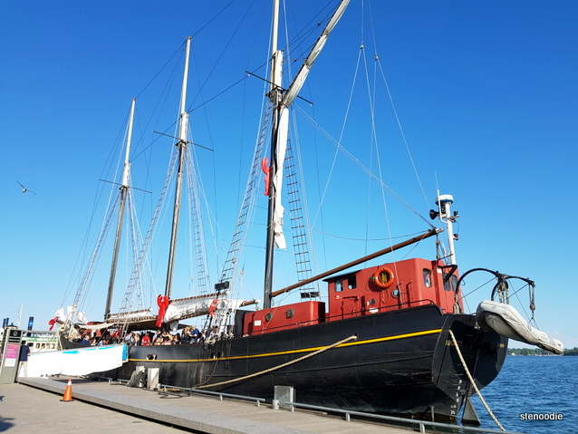 The Tall Ship Kajama events