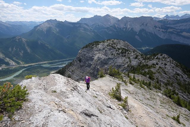 Scrambles - Loder Peak - June 2017-13