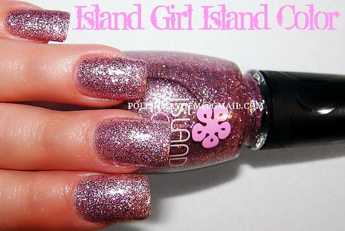 Island Girl Island Color