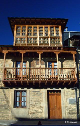 Puebla de Sanabria, Zamora by Rufino Lasaosa