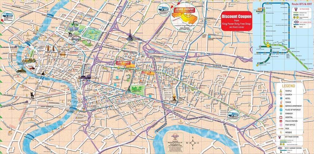 Bangkok Maps photo