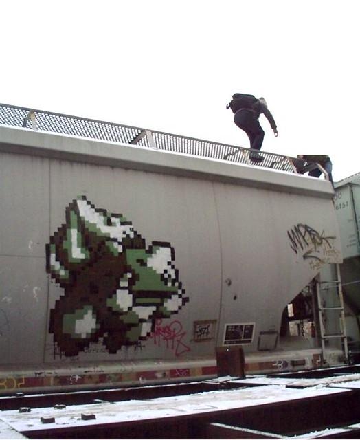 Bulbasaur Freight