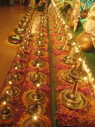 549. Floor Decoration (Wedding Venue)