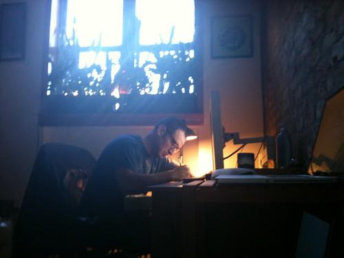 Photo:deskwork By:ezola