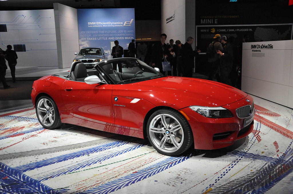 bf review 2011 bmw z4 35is bimmerfile. Black Bedroom Furniture Sets. Home Design Ideas