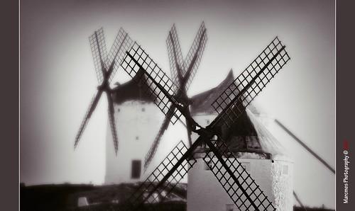 Molinos del Don Quijote