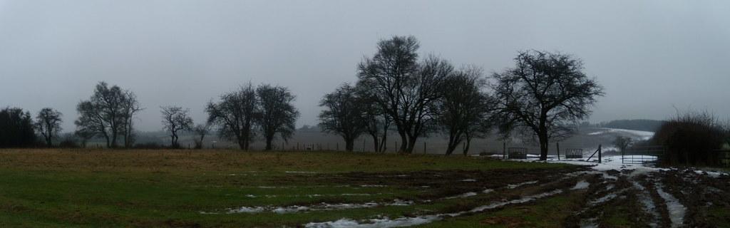 Tree-line Chorleywood to Chesham