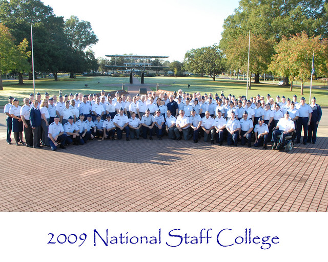 2009 National Staff College