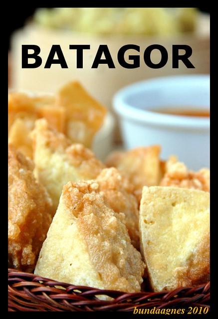Batagor-tulisan | Resep batagor, sama seperti somay tapi dit ...