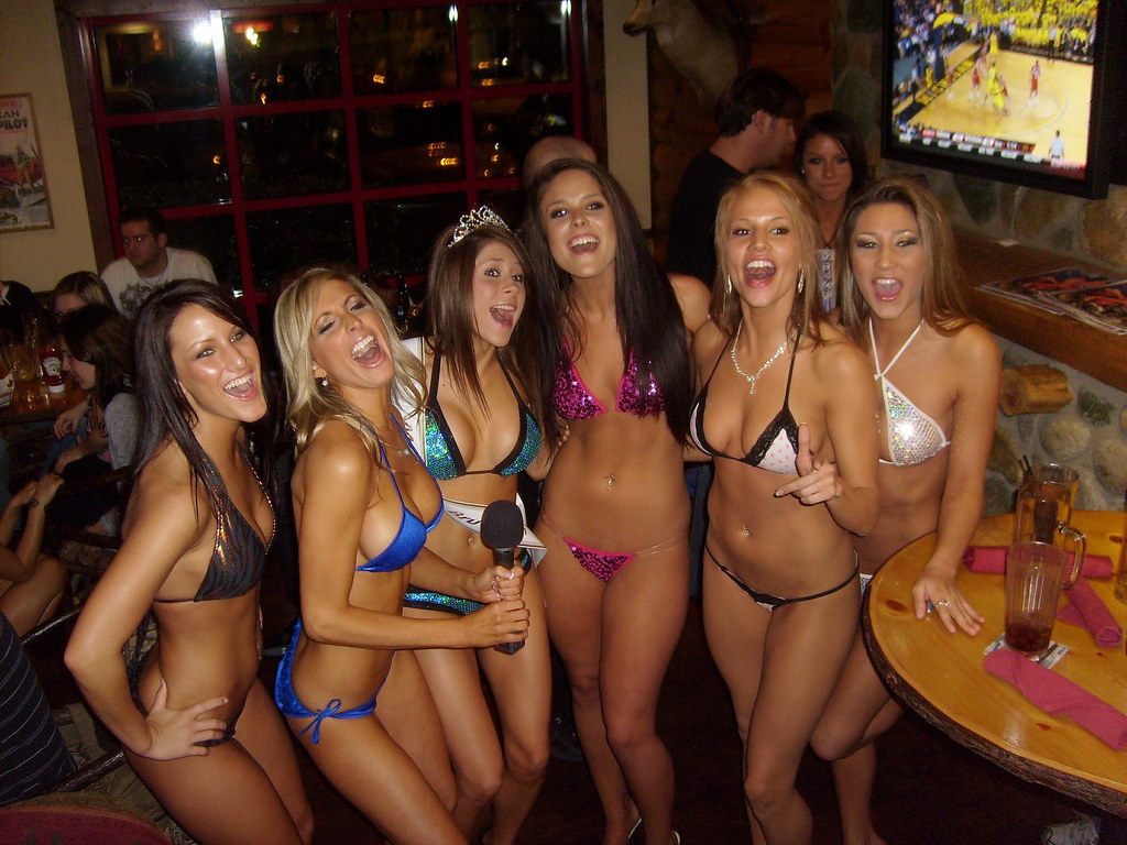Contest Hot Girl Bikini Fun