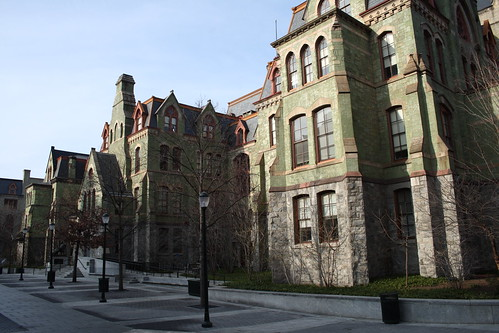 College Hall, UPenn