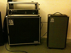 drum(0.0), guitar amplifier(1.0), electronic instrument(1.0),