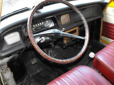 Škoda 1000MB 1968 inside - a photo on Flickriver