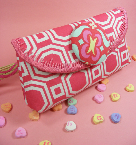 Sweetest Thing Wristlet Close Up