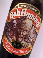 Wychwood, Bah Humbug Christmas Cheer, England