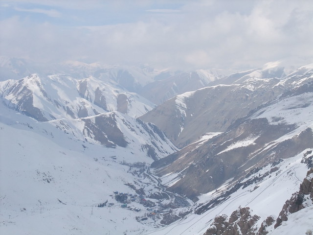 Iran's skiing country by CC user lifecatcher on Flickr