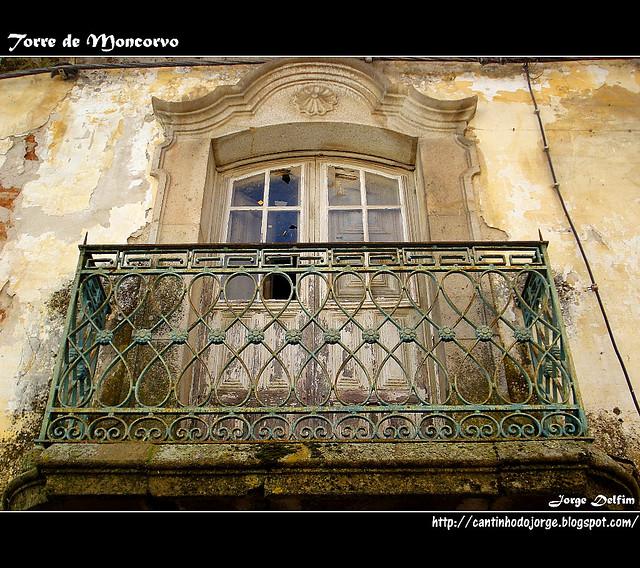 Torre de Moncorvo - Portas e Janelas (1)