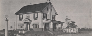 1722 Bedford Road in 1917