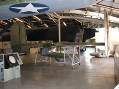 AHSNT B25 Tailcone Under Construction July 2007