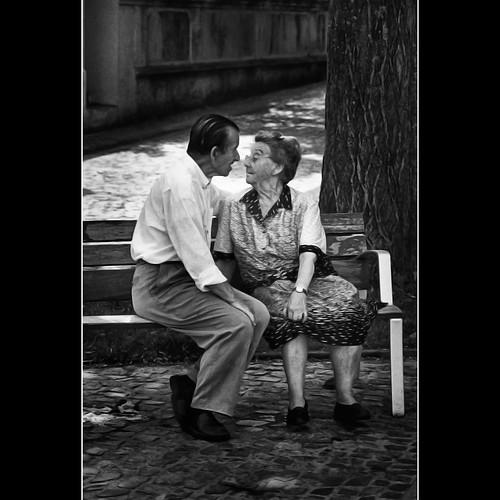 El interminable segundo que precede al primer beso