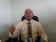 Carlos Gonzáles del Ministerio de Educación.